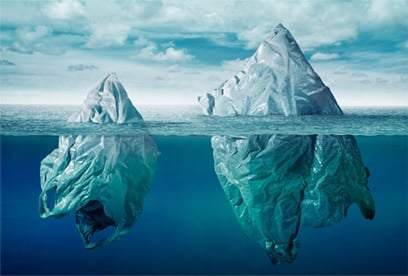 HAVE YOU HEARD ABOUT  THE GREAT PACIFIC GARBAGE PATCH?