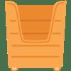 OrangeCartIcon