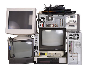 E-WASTE IS THE FASTEST GROWING WASTE STREAM