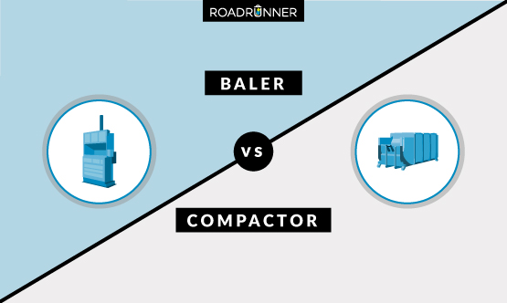 Baler vs Compactor: Which Is Right For Your Business