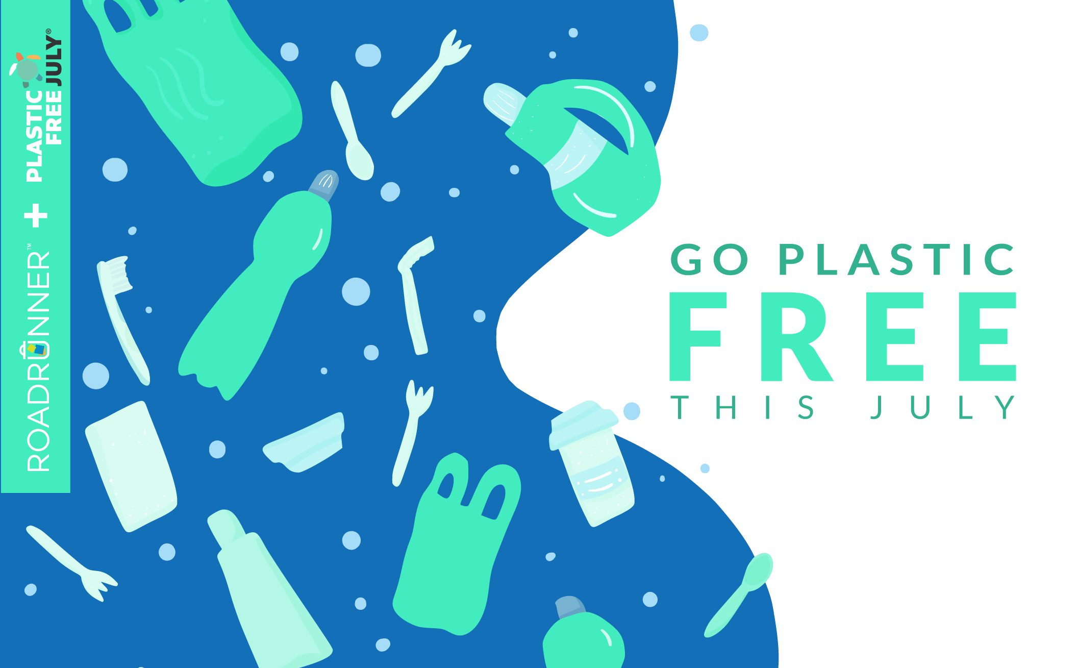 Plastic Free July:4 Tips to Get Started