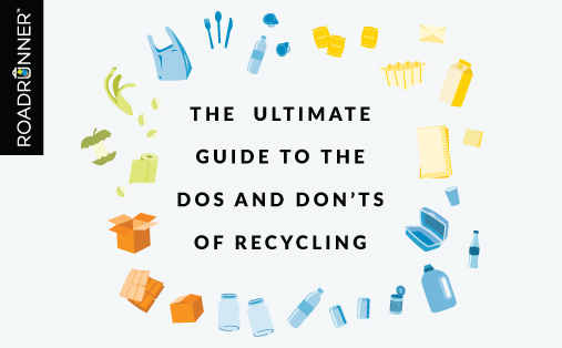 The Ultimate Guide To The Dos And Don'ts Of Recycling