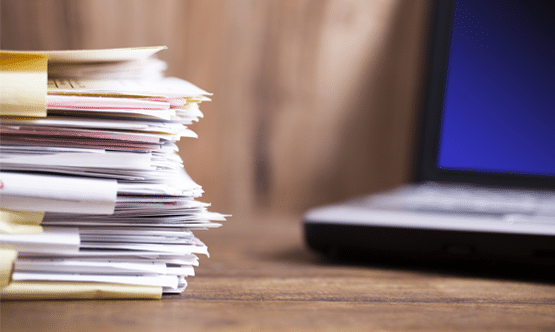 Five Tips To Help Your Office Go Paperless