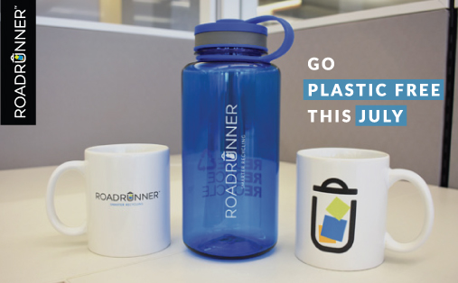 Go Plastic Free At Your Business This July