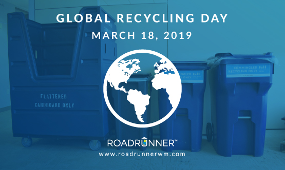 Global Recycling Day 2019