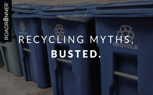 Recycling Myths, Busted.