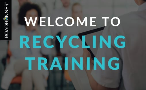Recycling Training Materials For Your Employees (Presentation Included)