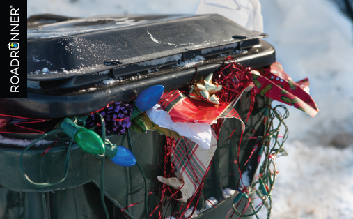 How Your Business Can Reduce Waste Volumes This Holiday Season