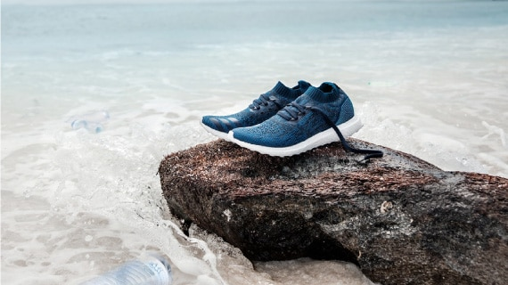 Adidas Turns Plastic Waste Into Products