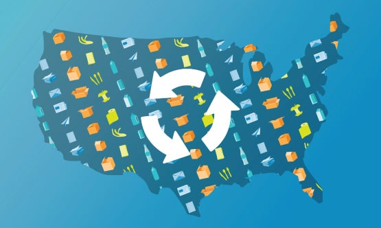 Join Us On America Recycles Day