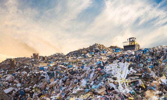 Landfills: We're Running Out of Space