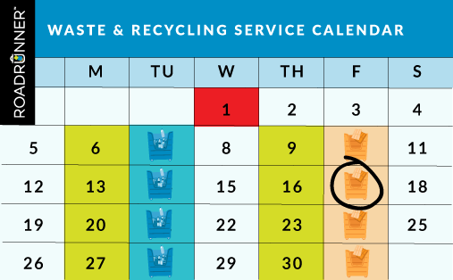 How A Waste & Recycling Service Calendar Helps Your Business