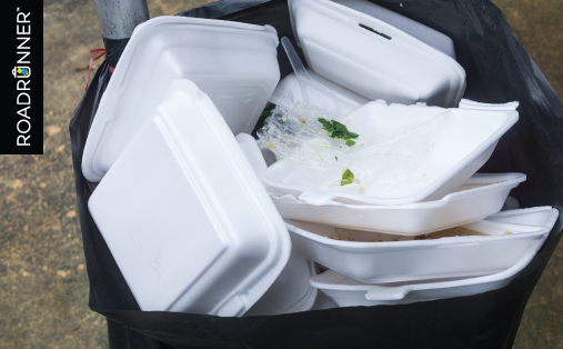 The Problem With Styrofoam and How Your Business Can Help