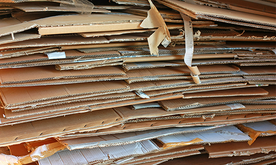 Why It's Important To Break Down Cardboard Waste