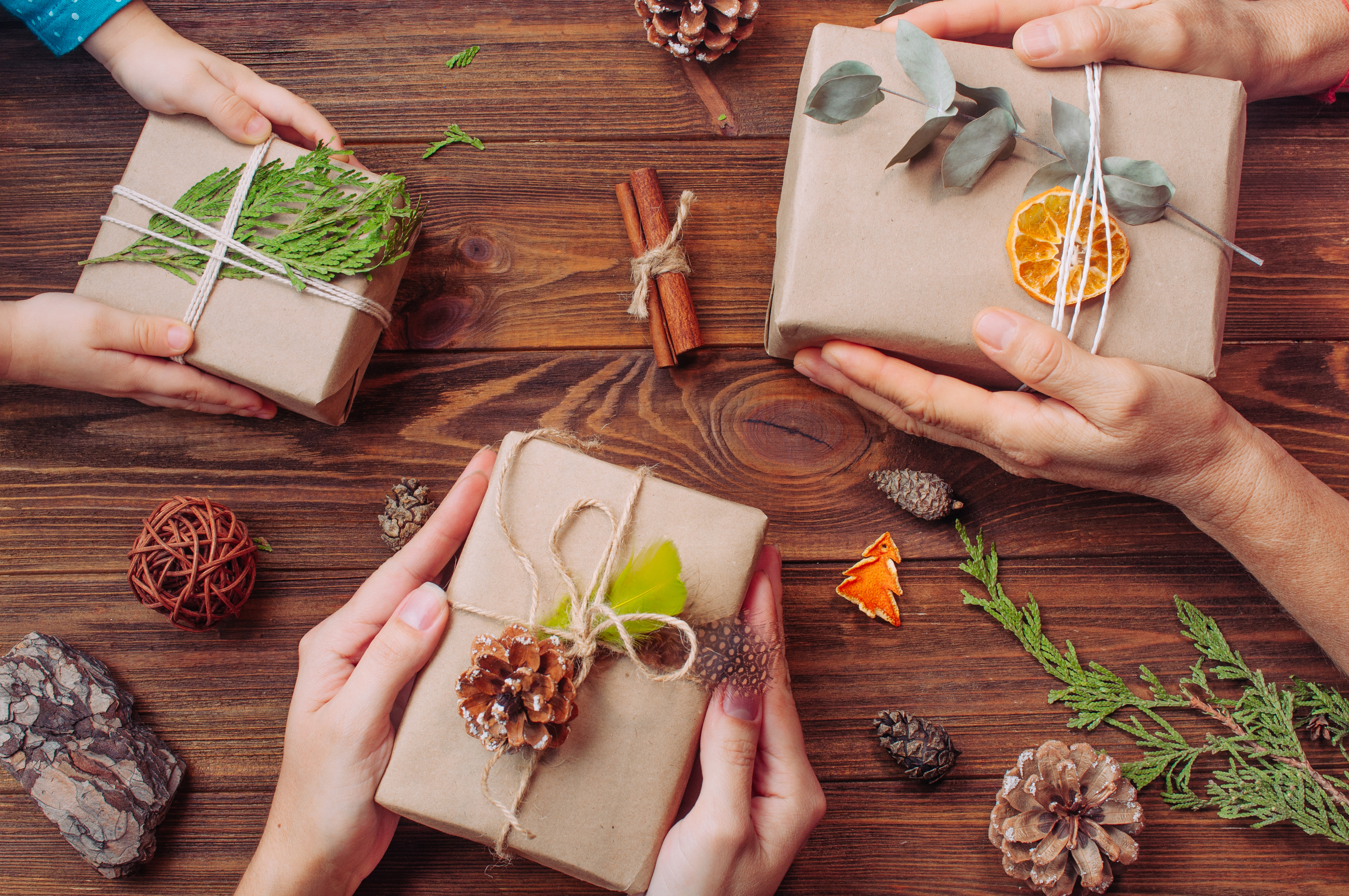 6 Tips for a Sustainable Holiday Season