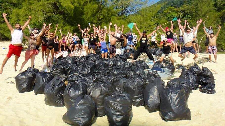 How the #Trashtag Challenge is inspiring a global effort to clean up our environment